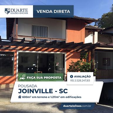 Pousada - Joinville, SC