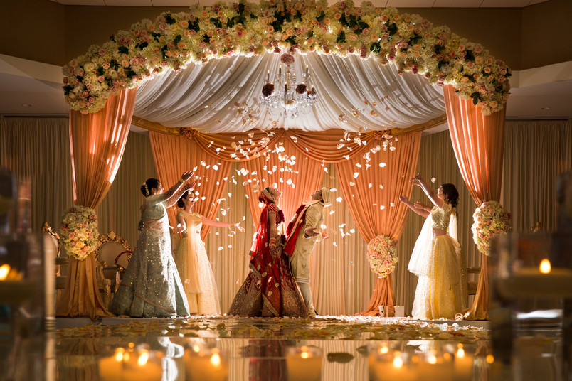 Prerna and Pranav's wedding at The Marigold, NJ