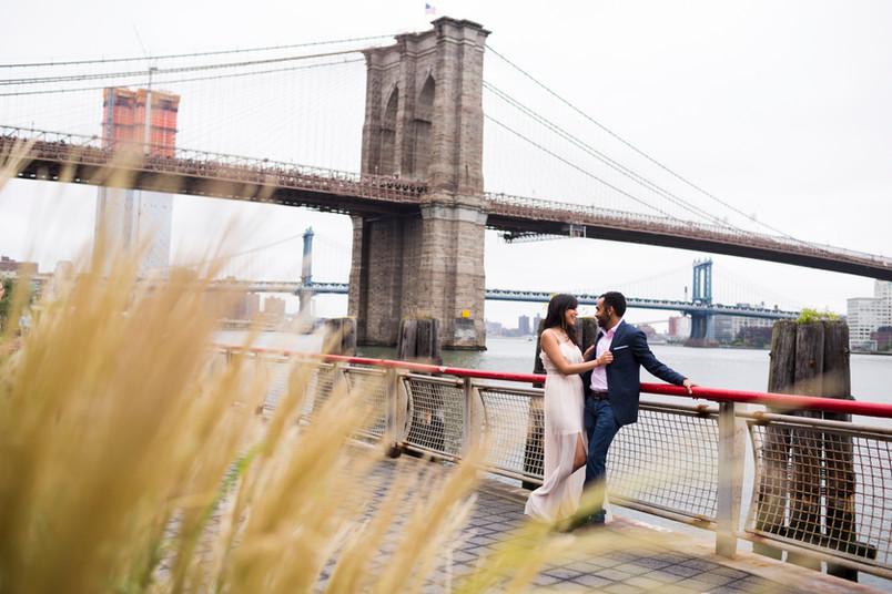 Sumiti and Ramit- Financial District Engagement session