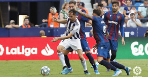 Run of crucial matches continues with Levante test