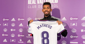Matheus Fernandes joins on loan