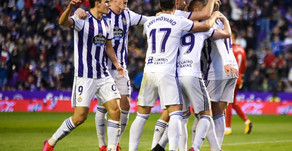 Alcaraz strikes, Pucela earn a point