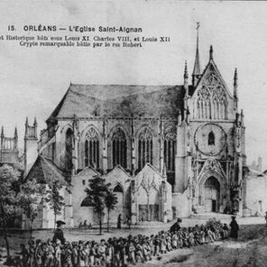 Fête, octave, pèlerinage de Saint Aignan