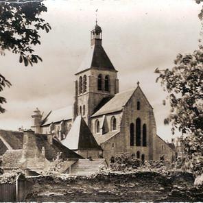 Le pèlerinage à Notre Dame de Boiscommun et Saint Pipe de Beaune