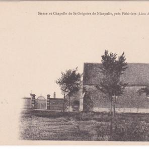 Pèlerinage Saint Grégoire à Bondaroy
