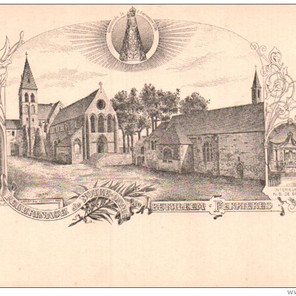 Pèlerinage Notre Dame de Bethléem à Ferrières