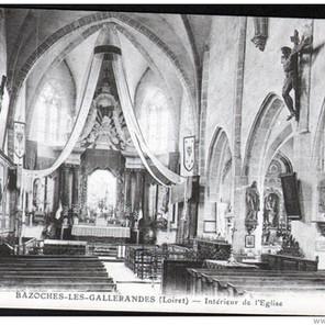 Pèlerinage Saint Béthaire à Bazoches-les-Gallerandes