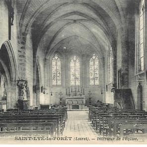 Le pèlerinage de Saint-Lyé