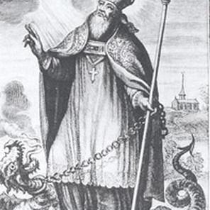 Saint Vrain et Saint Marcoul à Jargeau