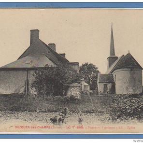 Pèlerinage de la Saint Fiacre à Ouzouer-des-Champs