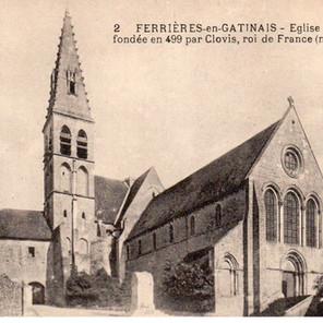 Saint Greluchon à Ferrières-en-Gâtinais