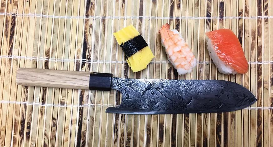 Our Santoku Knife