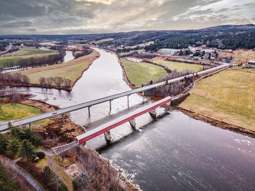 Les ponts couvert : un voyage dans l'histoire du Québec