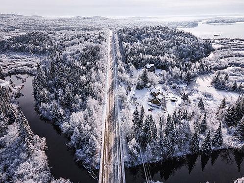 Ligne d'hiver