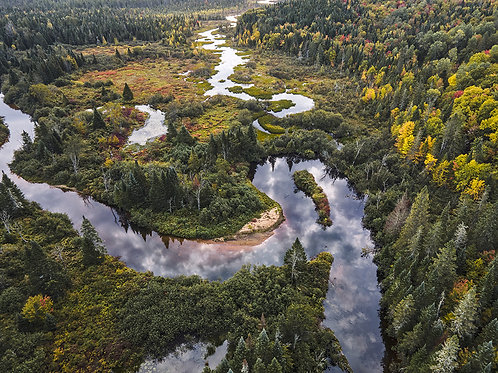 Rivière des Hurons