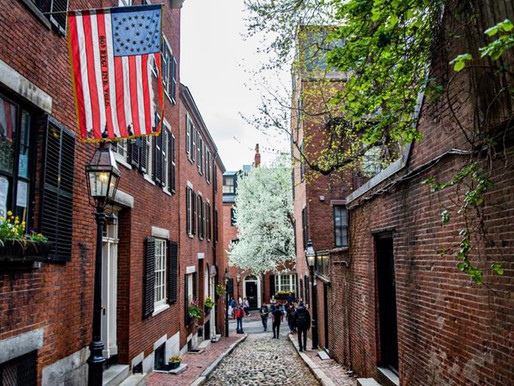 Boston : berceau de la liberté