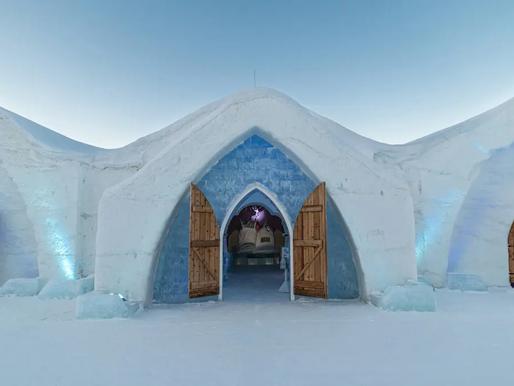 L'hôtel de Glace : une expérience unique!