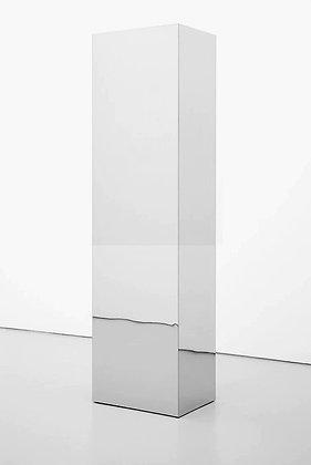Зеркальная колонна 200*30см