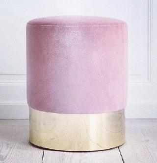 аренда розовых пуфиков аренда пуфов бархатный пуф аренда мебели