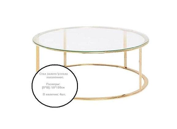 аренда  стеклянных столов золотой столик стеклянный аренда  золотых столов