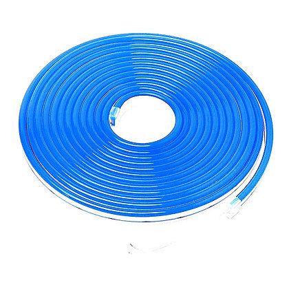 Неоновый шнур синий 5м