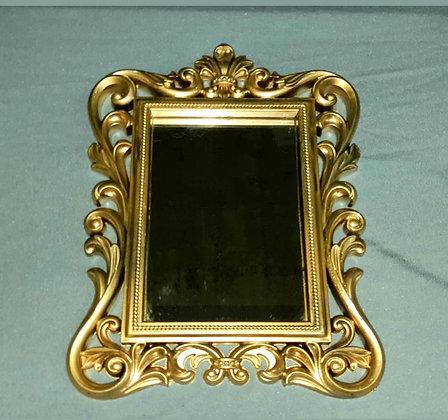Рама резная с зеркалом