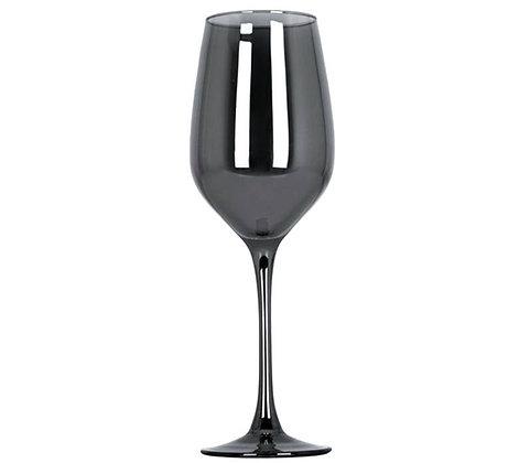 Бокал для вина  хром