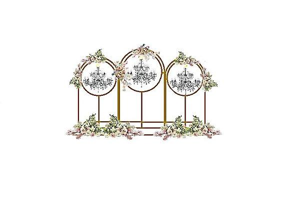 свадебное оформление аренда  декора арка на свадьбу ширма свадебная выездная регистрация стильная свадьба