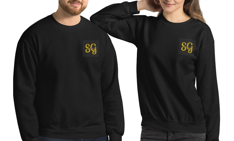 SG Logo Jumper