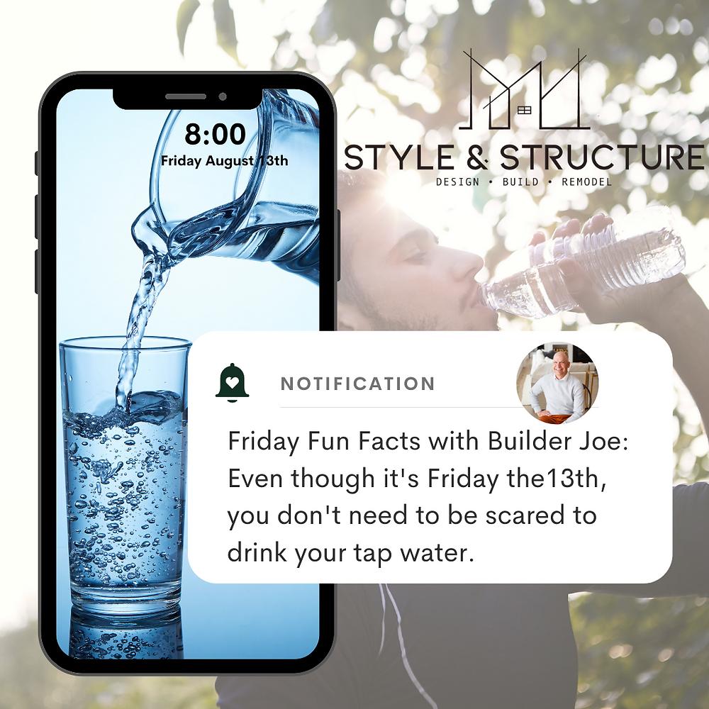 drinking water tap water softener