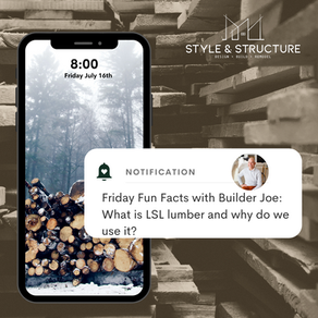 What is LSL lumber and why do we use it?
