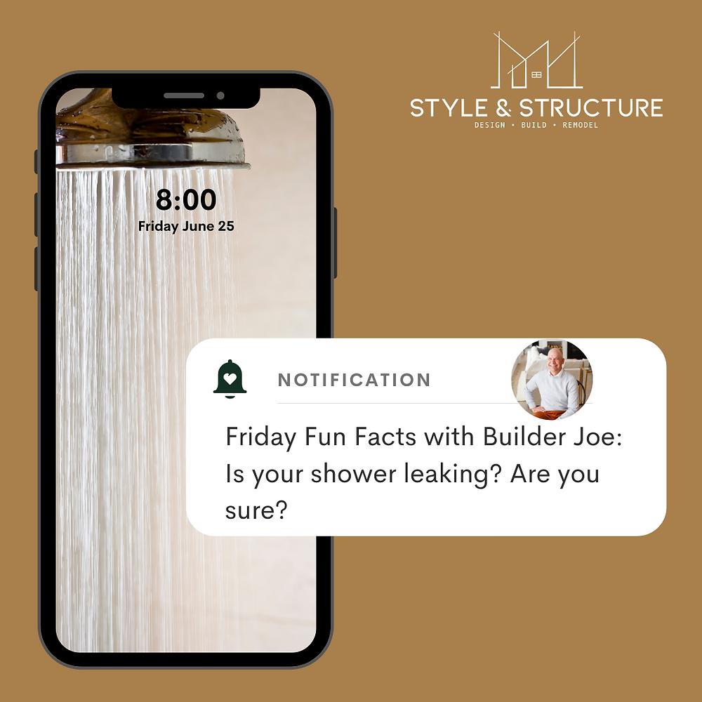 Friday Fun Fact shower