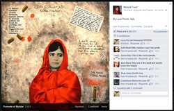 Honored by the MALALA FUND