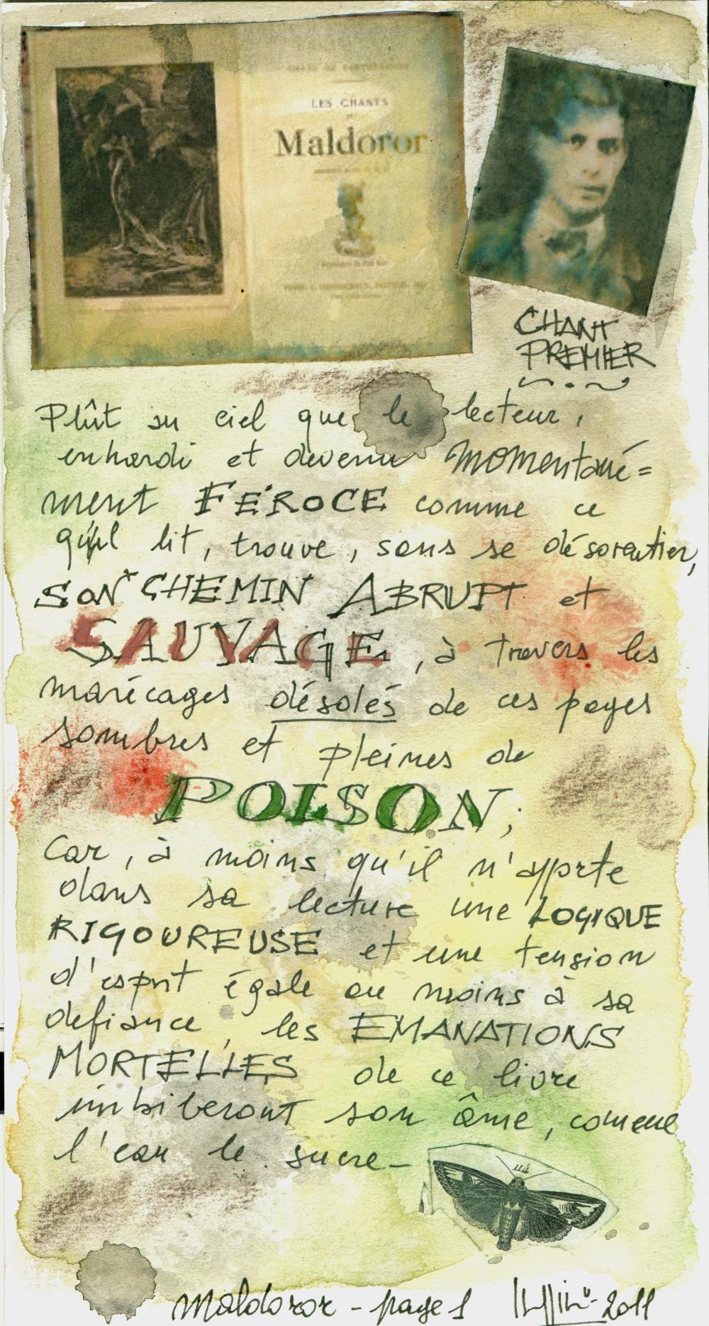 MALDOROR PAGE 1
