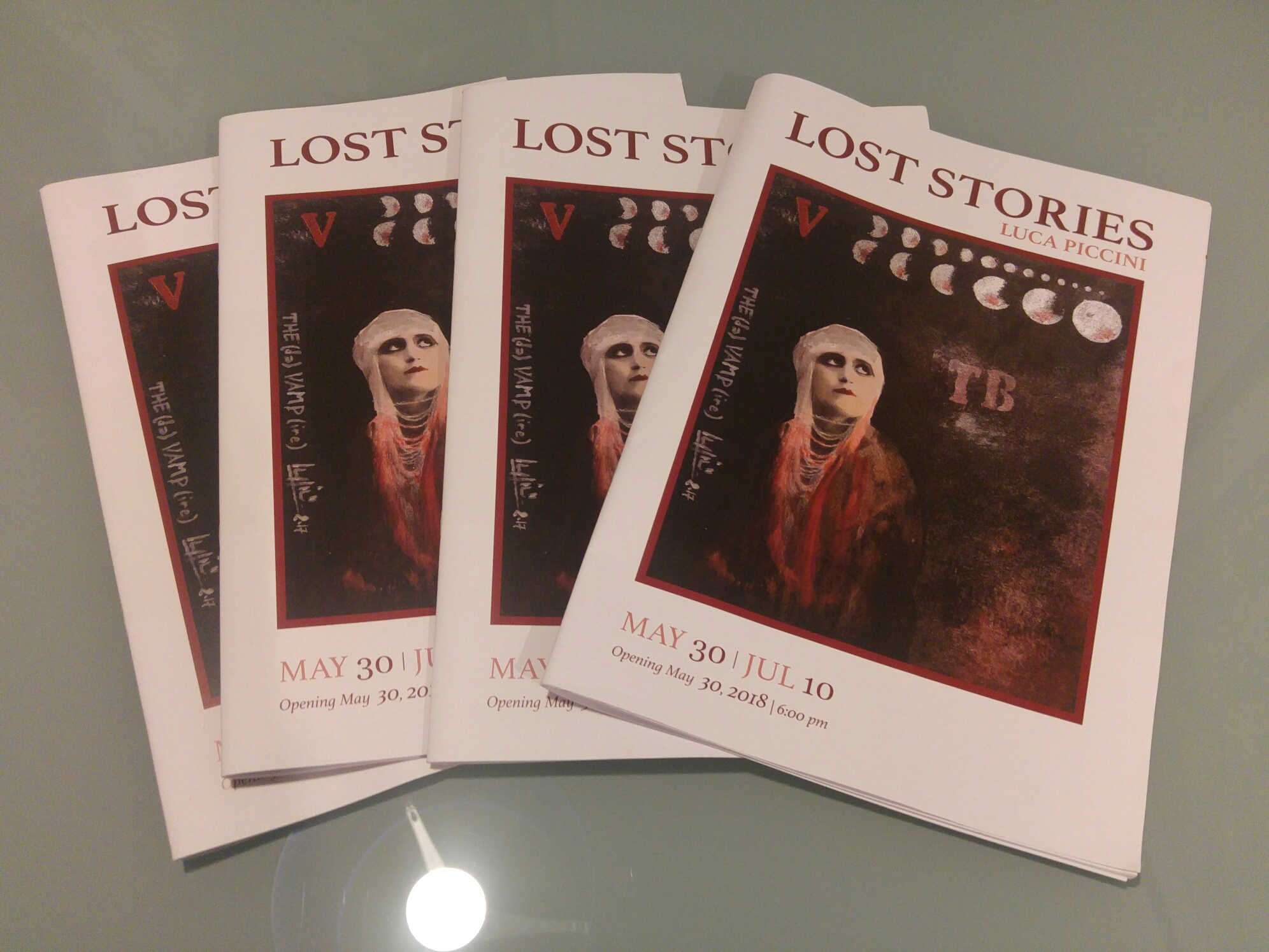 LOST STORIES - CATALOGO