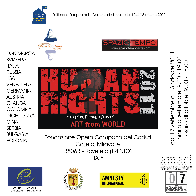 HUMAN RIGHTS? 2011
