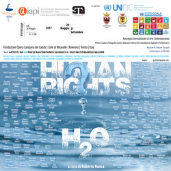 HUMAN RIGHTS? #H2O - FLYER