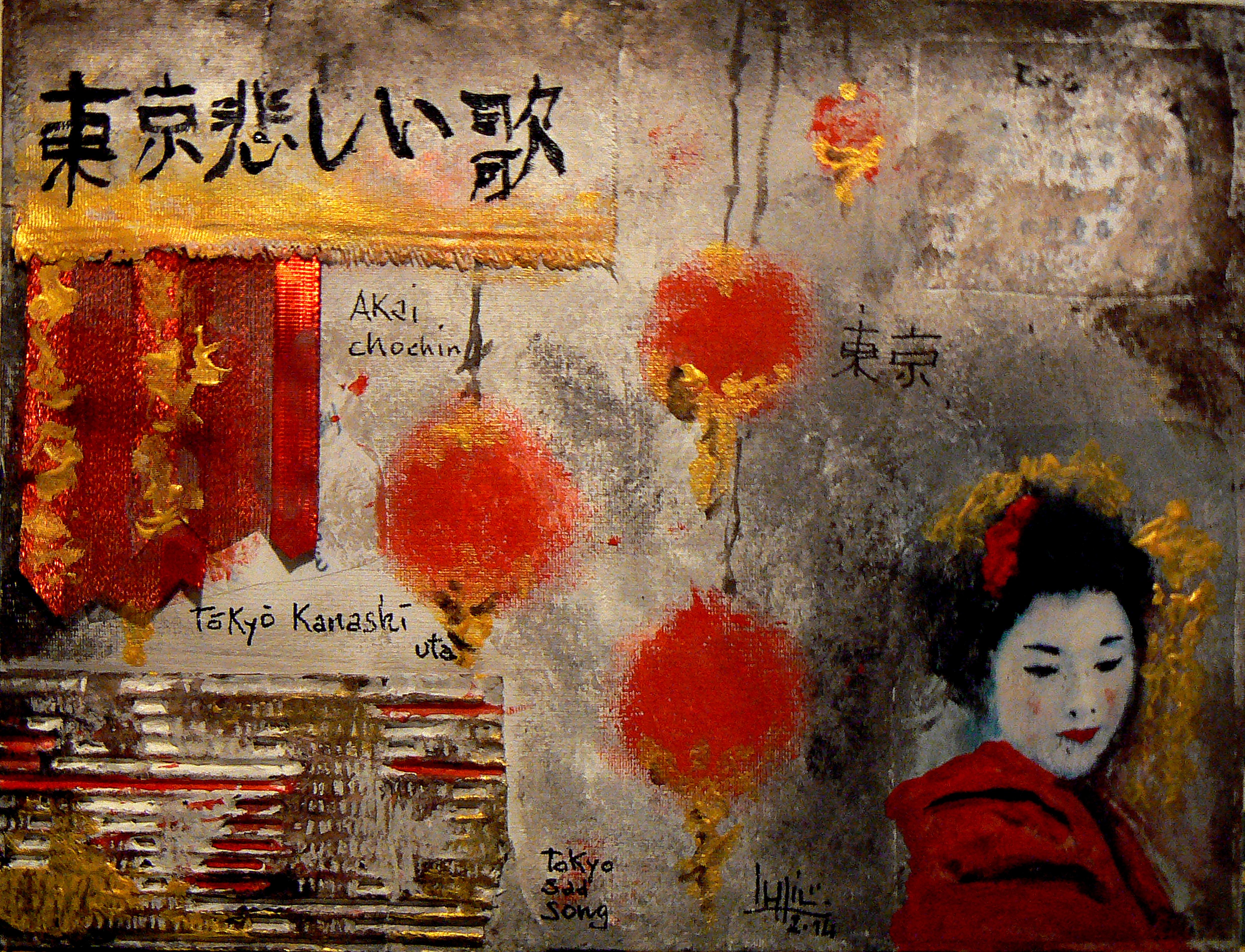 TOKYO SAD SONG