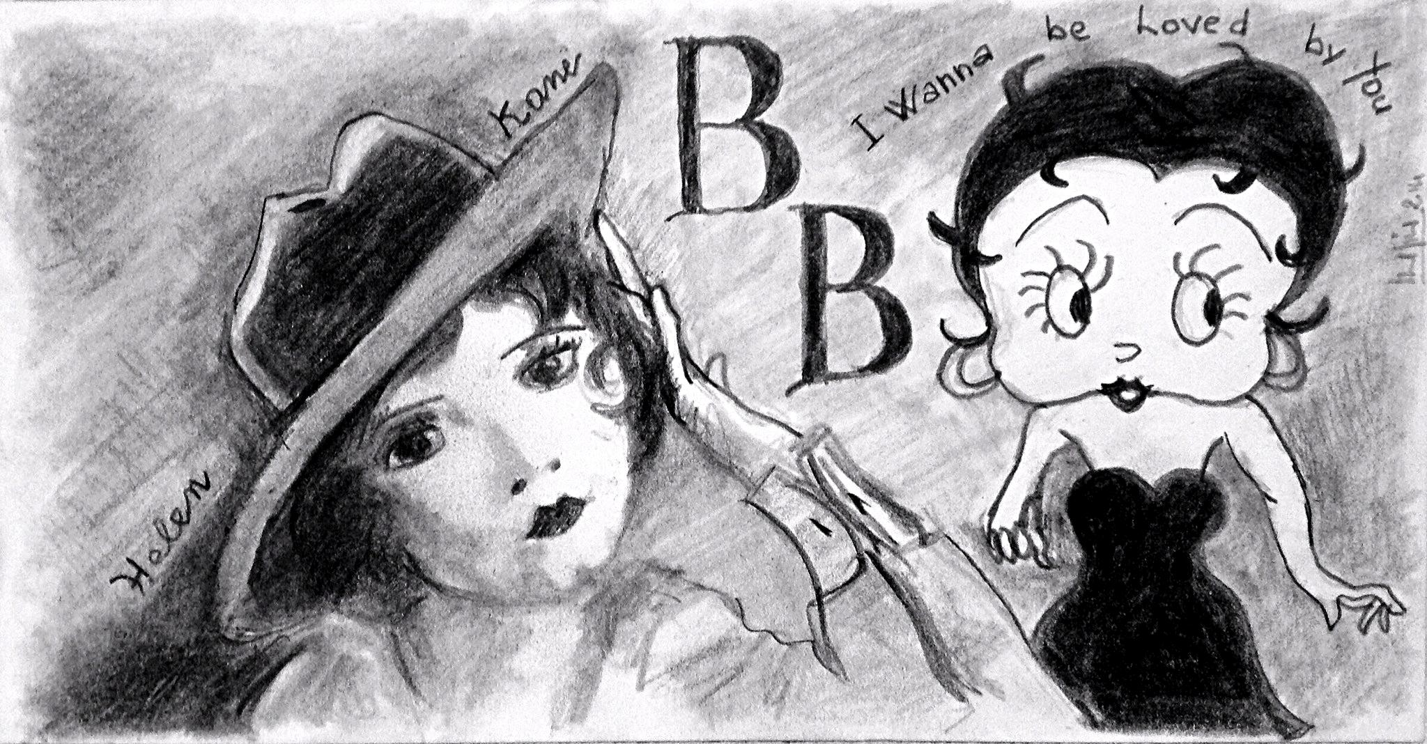 Betty Boop / Helen Krane