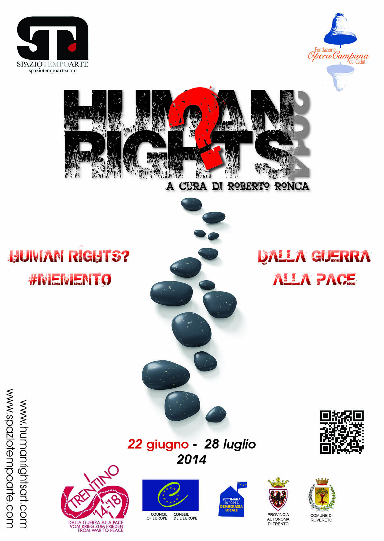 HUMAN RIGHTS? #MEMENTO