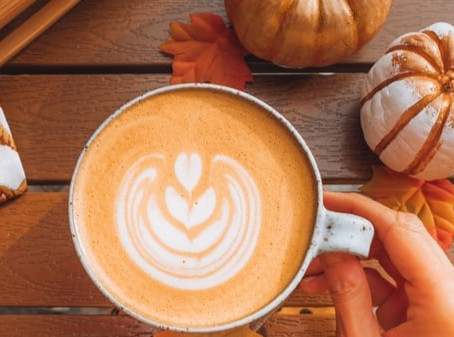 Time for Pumpkin Spice EVERYTHING!