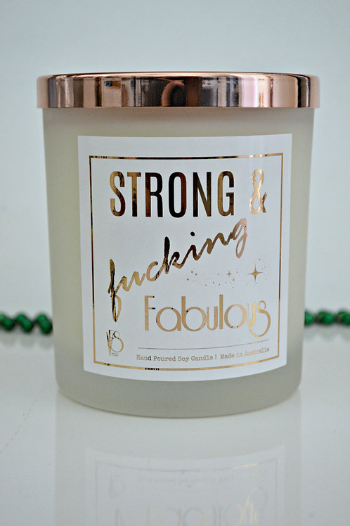 Fabulous Large  Strong And Jar