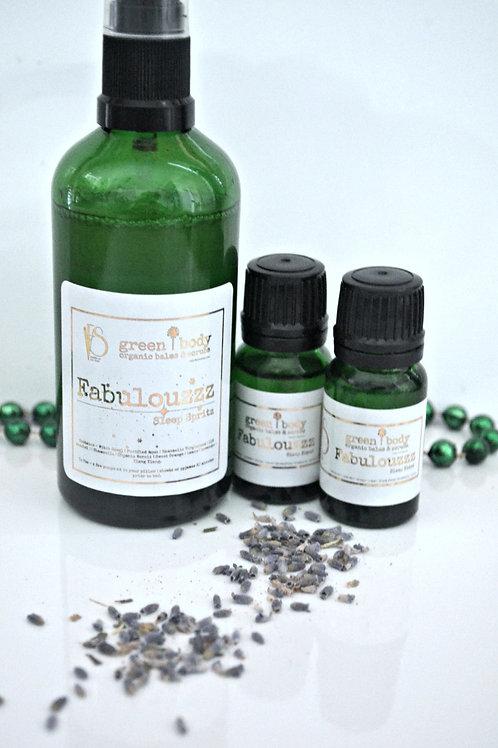 Fabulouzzz Sleep Spritz & Essential Oil