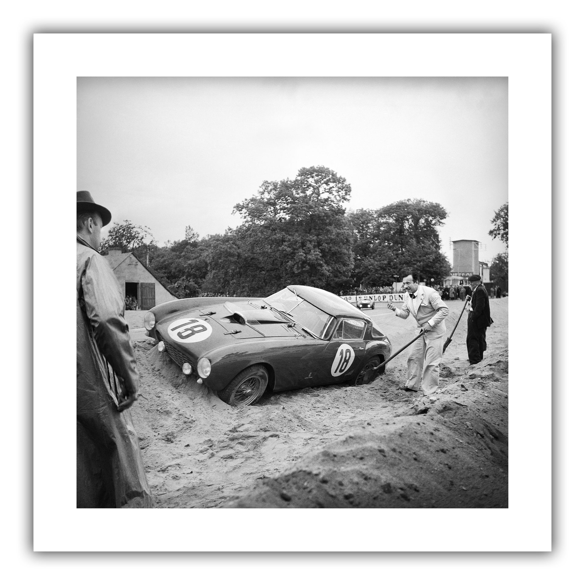 Such is Life in Racing - Le Mans 1954
