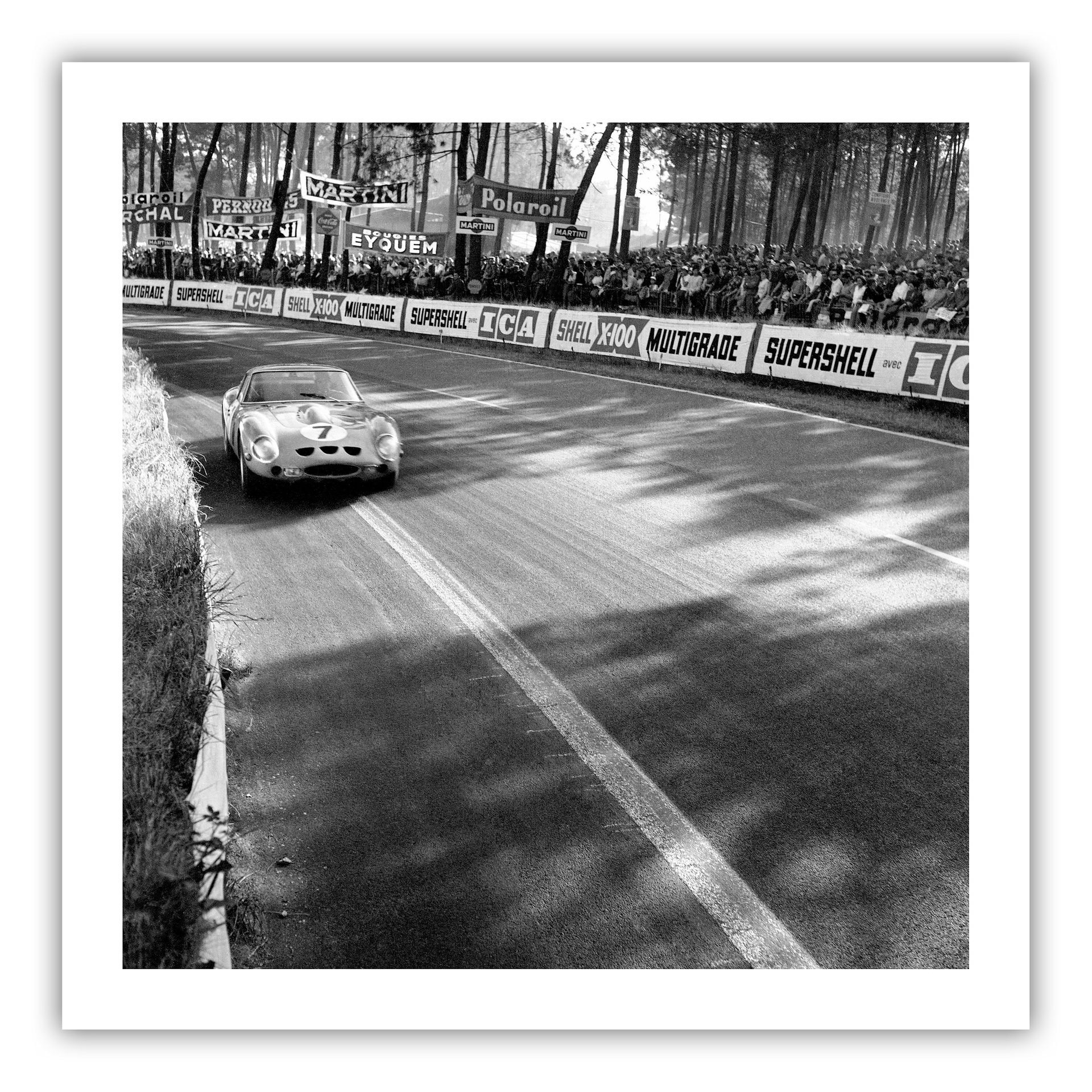 Out of the Shadow - Le Mans 1962