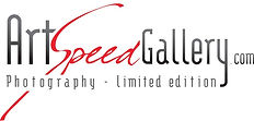 Art Speed Gallery - Photography - Limited edition