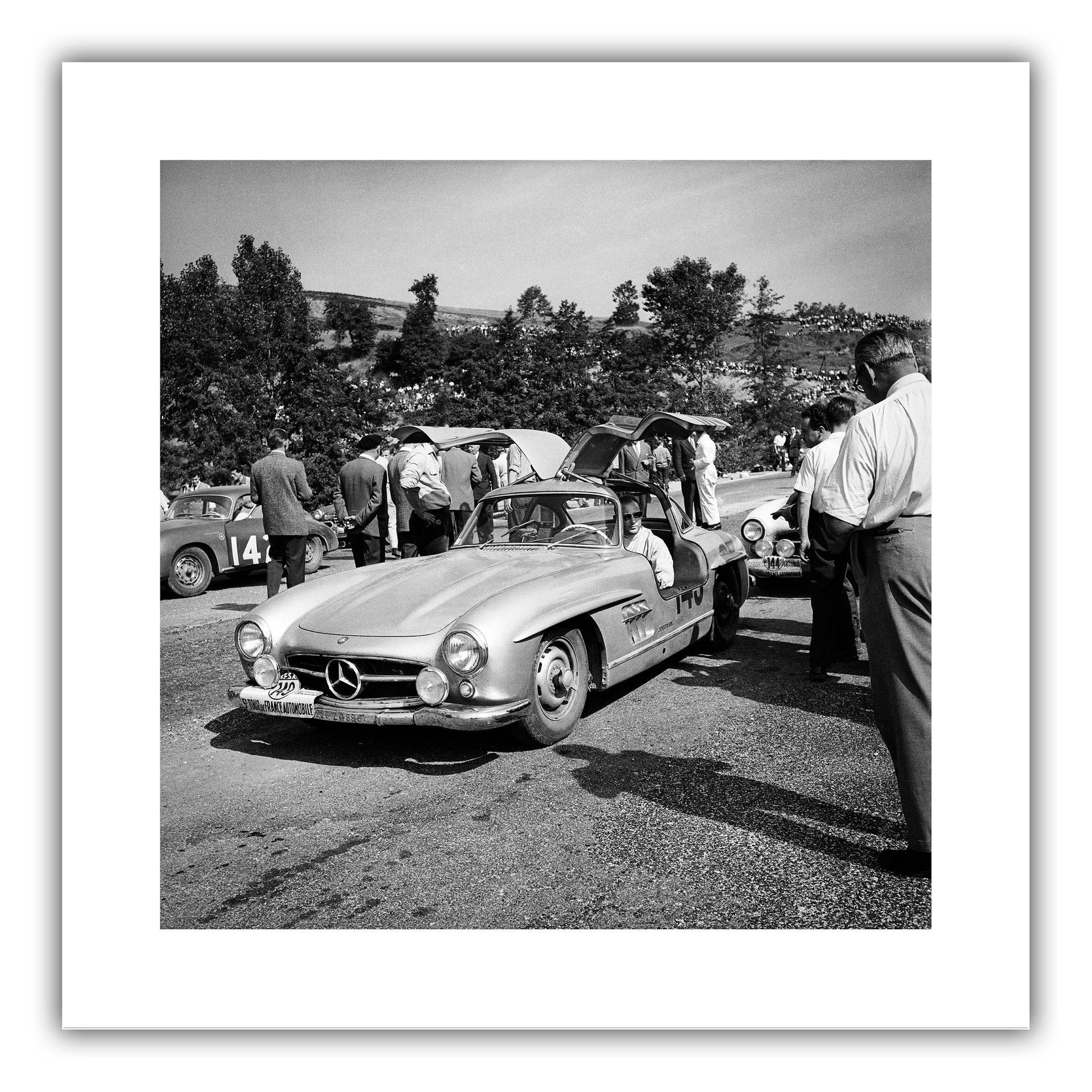 Gullwing Racing - Tour de France 1956