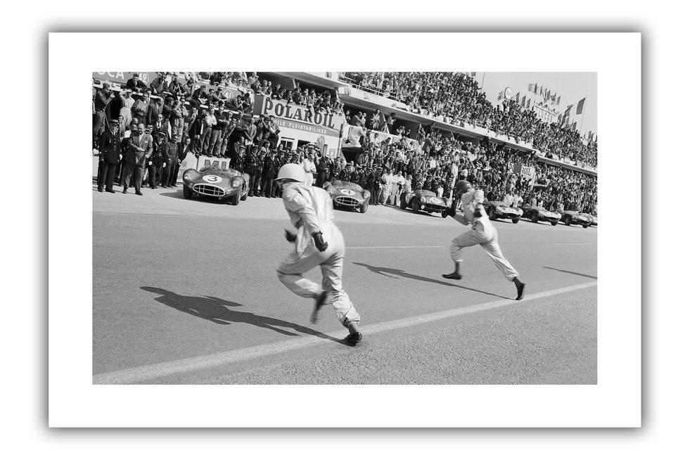 Le Mans Start 1958