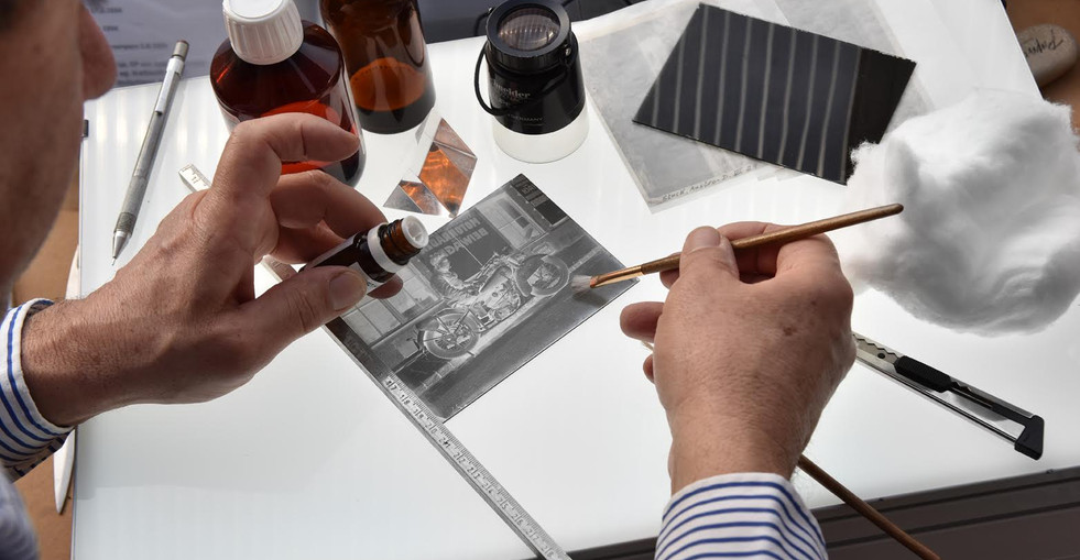 Celebrating meticulous craftmanship