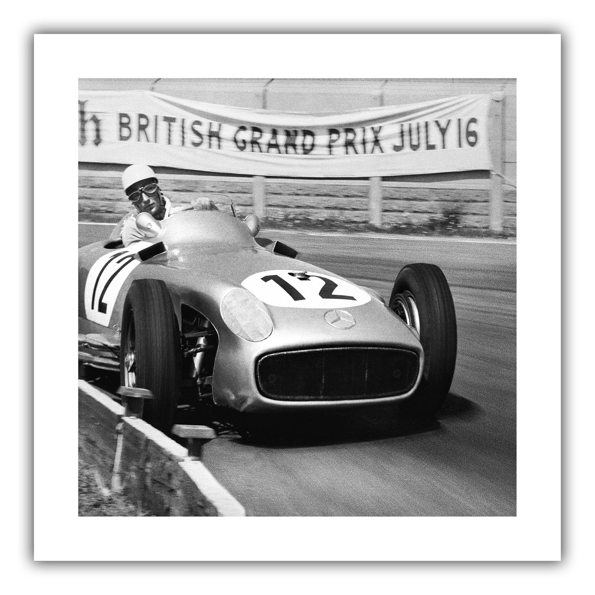 Stirling Moss - Glory Day 1955
